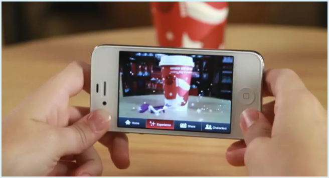 starbucks-ar-application