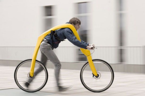 自転車新コンセプト