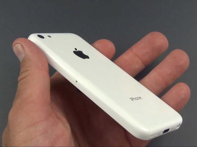 iPhone5C white