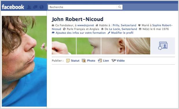 facebookページ例5