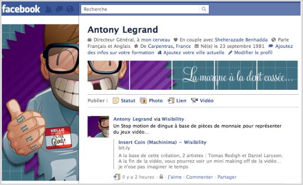 facebookページ例6