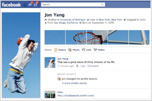 facebookページ例9