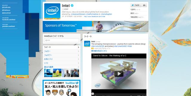 Twitter Intel
