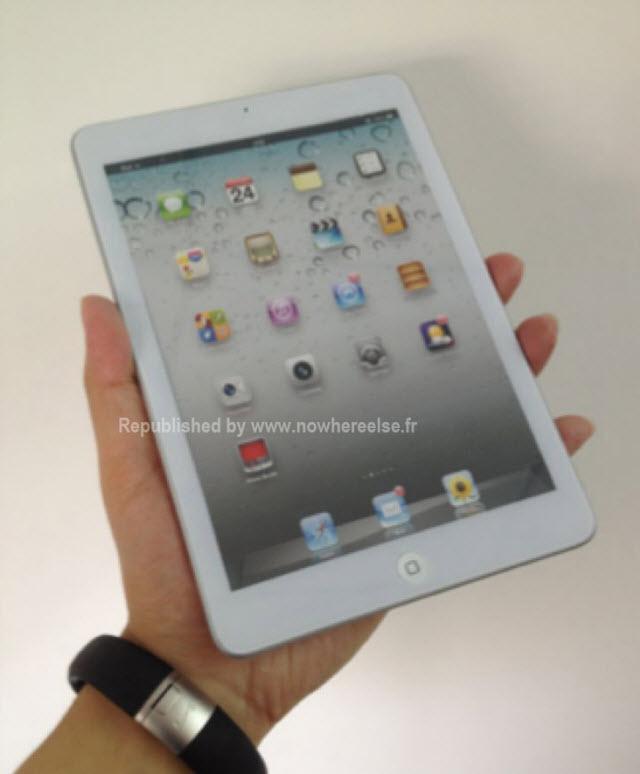 iPad mini正面