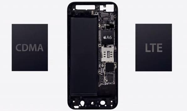 iPhone5分解