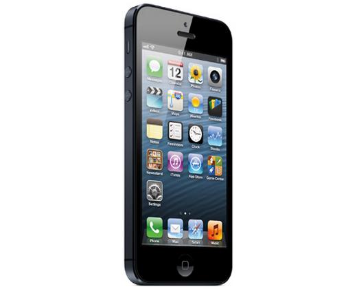 iPhone5 黒