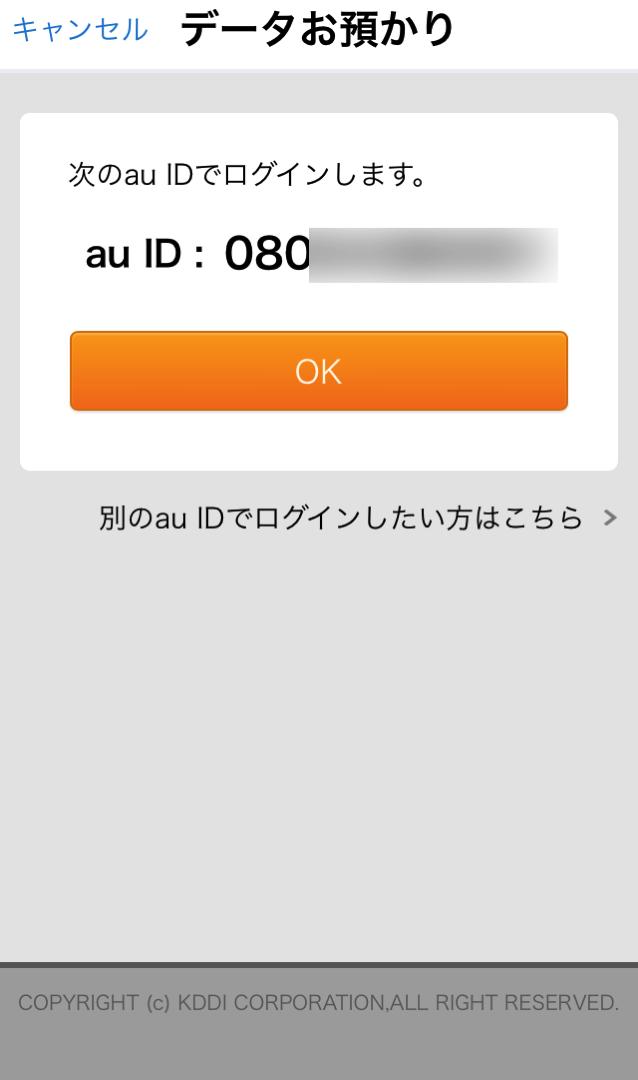 Iphone au data store 4