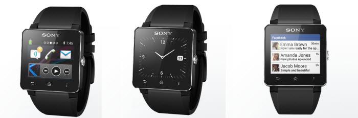 ソニー smart watch2