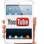 ipad mini youtube